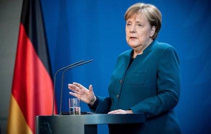 Merkel acuerda con gobernadores regionales prorrogar las medidas restrictivas por el coronavirus hasta el 19 de abril