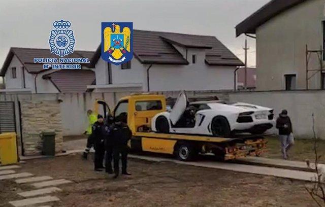 Operación contra la prostitución  con detenciones en Málaga y Rumanía
