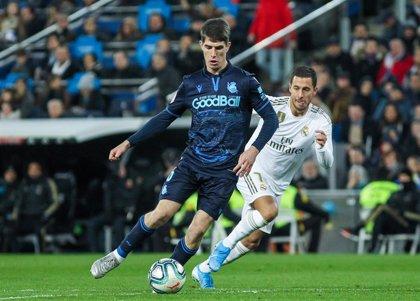 """Elustondo: """"Si hace falta voy el año que viene a Madrid, agarro a Odegaard del pescuezo y lo traigo para aquí"""""""