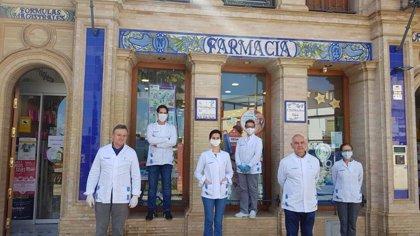 Un total de 29 farmacéuticos andaluces ingresados o en cuarentena y tres farmacias cerradas, balance del Covid-19