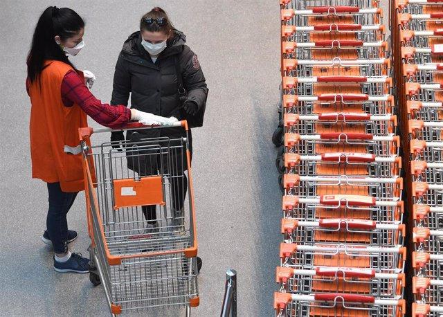 Supermercado de Viena