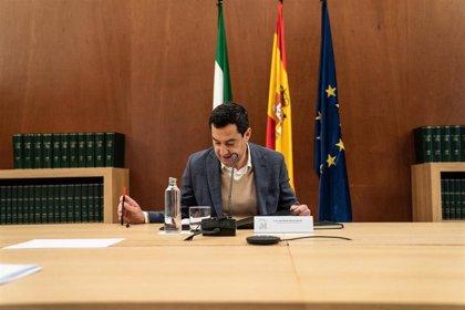 """Moreno pide una aclaración al Gobierno sobre el """"grave error"""" de disponer de fondos de políticas de empleo de Andalucía"""