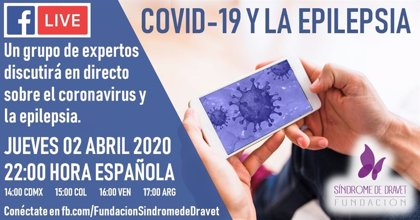 Aconsejan adaptar la información del Covid-19 a los pacientes con epilepsia