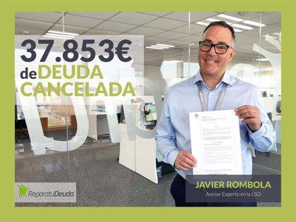 Repara tu deuda abogados cancela 37.853 euros a 12 bancos en Mallorca con la Ley de Segunda Oportunidad