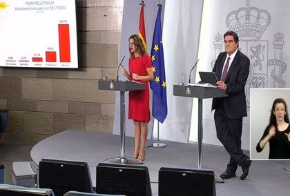 El número de ERTEs en España ha alcanzado al menos 250.000 y se han concedido 620.000 prestaciones por desempleo