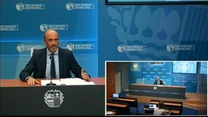 """Gobierno Vasco dice que cifra de test realizados en Euskadi va a un """"buen ritmo similar"""" a Corea o Italia"""