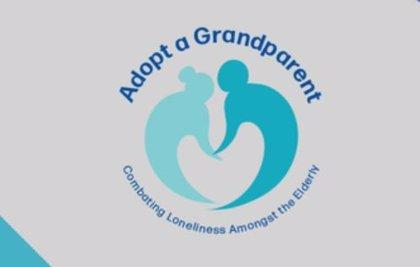 """Crean en Reino Unido una campaña para """"adoptar abuelos"""" para combatir la soledad durante la cuarentena"""