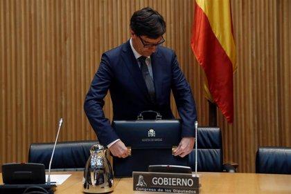 """La oposición critica en el Congreso la """"unilateralidad"""" del Gobierno en la gestión de la crisis del covid-19"""