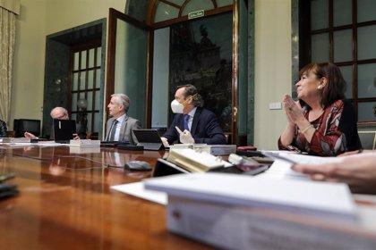 """El Govern balear cree que """"sería más eficiente"""" una Comisión General de CCAA del Senado telemática"""