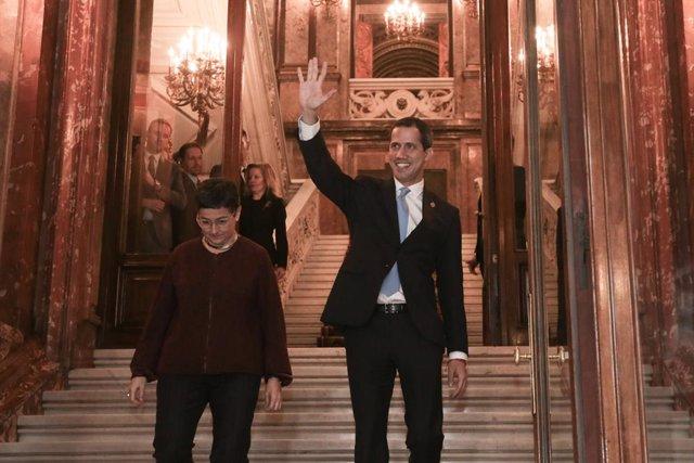 AMP.- España evita apoyar la propuesta de EEUU de gobierno de transición para Ve