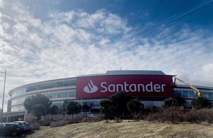Banco Santander celebra mañana su primera junta de accionistas en Madrid y además telemática