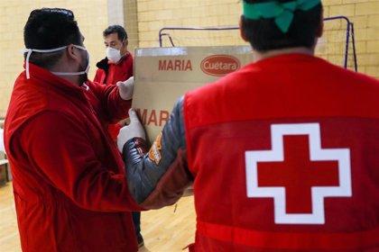 BBVA recauda más de 350.000 euros a través de Bizum para Cruz Roja por la pandemia