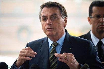 """Arreaza acusa a Bolsonaro de hacer de Brasil """"una caricatura servil"""" por apoyar el plan de EEUU para Venezuela"""