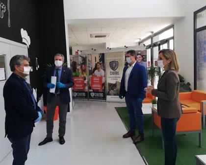 La residencia Civitas de Almería acoge a los seis primeros sanitarios que se aíslan de sus hogares por prevención