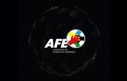 AFE recoge donaciones de futbolistas y trabajadores para ayudar a frenar la pandemia