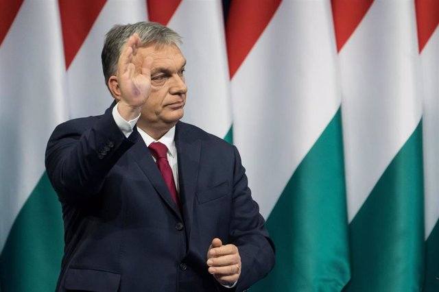 El primer ministro de Hungría, Viktor Orban.