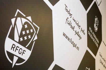 La Federación Gallega de Fútbol se convierte en la primera territorial con autorización para aplicar un ERTE