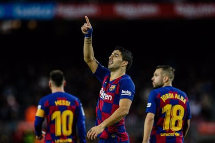 """Luis Suárez: """"Hoy en día el fútbol y cuándo volverá es lo menos importante"""""""