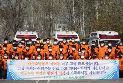 Corea del Sur confirma 86 nuevos casos y alerta del aumento de contagios grupales en iglesias y hospitales