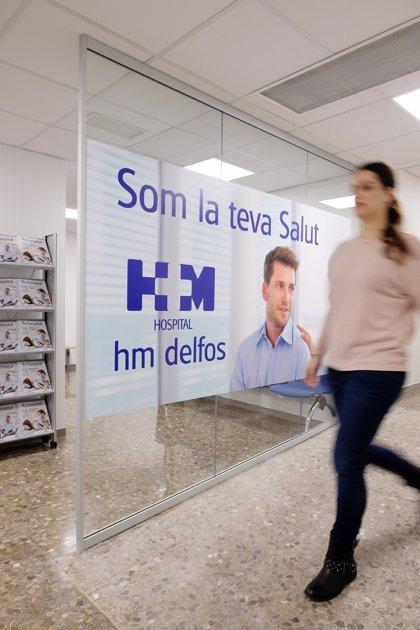 Los hospitales privados catalanes incrementan un 86% las camas de UCI
