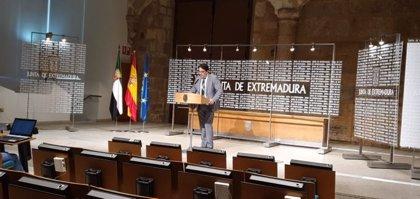 """Vergeles destaca que """"hay motivos para la esperanza"""" porque en Extremadura """"se curan más personas de las que fallecen"""""""