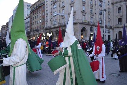 El pregón de la Semana Santa de Zaragoza se colgará en el Facebook de la Junta de Cofradías este sábado