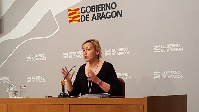 Marta Gastón anuncia este viernes que el Gobierno de Aragón inyectará 13 millones de euros en liquidez a pymes y autónomos.