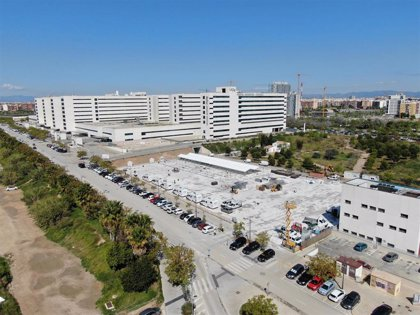 Autorizada la instalación y dotación de los tres hospitales de campaña en Castellón, Valencia y Alicante