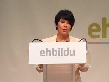 """EH Bildu llamará a los partidos de la oposición para """"activar el Parlamento"""" porque """"no hay sitio para debatir"""""""