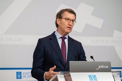 """Feijóo defiende los hospitales de campaña gallegos y avisa: el virus no ha alcanzado """"el punto álgido"""""""