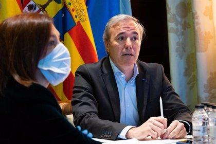 La vicealcaldesa de Zaragoza estudia medidas fiscales para la actividad cultural y turística