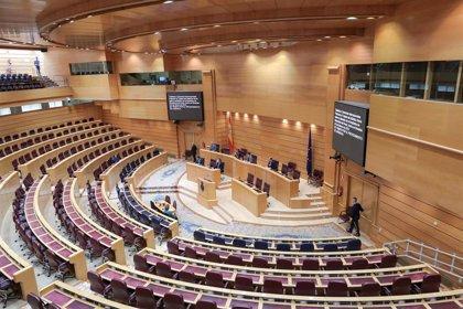 ERC-Bildu plantea en el Senado eliminar las dietas a todos los parlamentarios durante el estado de alarma