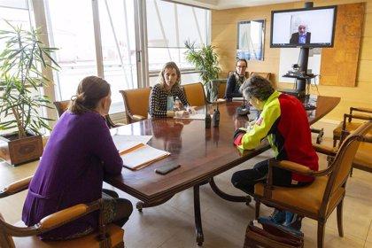 Cantabria pide más medios de protección para los voluntarios que trabajan en la crisis del coronavirus