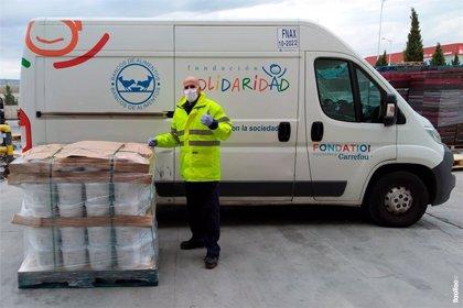 llaollao dona 7.000 kilos de yogur natural a colectivos vulnerables