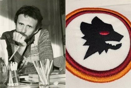 Fallece con 80 años Piero Gratton, creador del 'Lupetto' en el escudo de la Roma