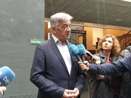 """Koldo Martínez pregunta en el Senado por """"el motivo real"""" del despliegue del Ejército en Pamplona"""