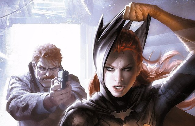 Barbara Gordon, Batgirl, en los cómics de DC