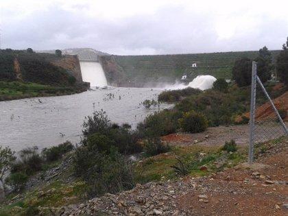 Embalses de la cuenca del Chanza-Tinto-Odiel-Piedras en Huelva se encuentran a la mitad, un 23% menos que hace un año