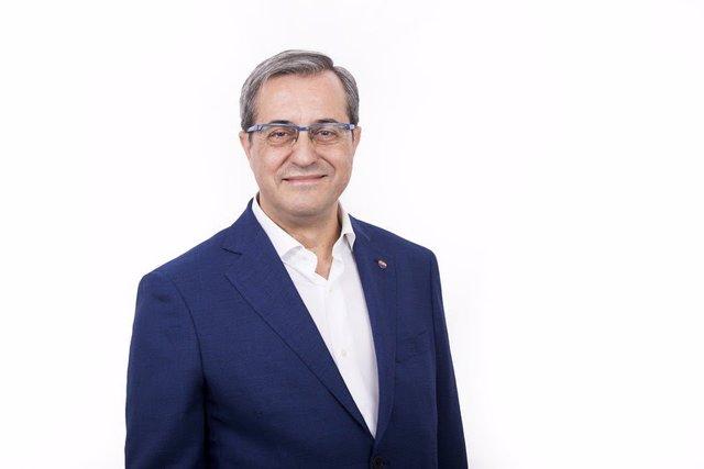 El diputado de Cs en el Parlament Martín Barra