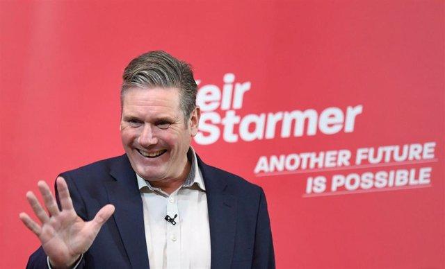 El líder del Partido Laborista británico, Keir Starmer