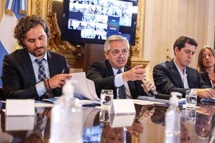 """Coronavirus.- El presidente argentino cree que """"el momento más duro"""" será la primera quincena de mayo"""