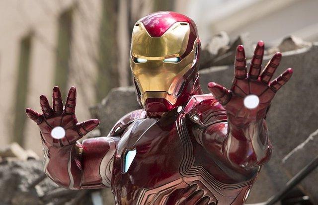 Iron Man en Vengadores: Inifinity War