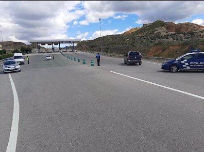 La Policía Local de Mazarrón ha interpuesto 140 denuncias