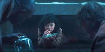 Así era el final alternativo de El hoyo (The Platform), la película española más vista de Netflix