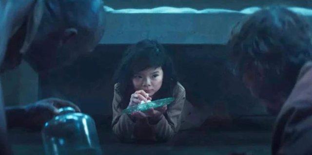 Así era el final alternativo de El Hoyo (The Platform), la película más vista de Netflix