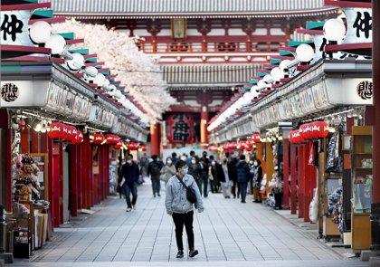 Japón confirma un récord diario de 367 nuevos contagiados