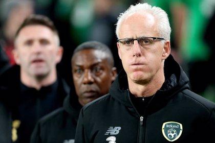 Stephen Kenny toma el mando de la selección de Irlanda
