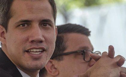 Guaidó anuncia una donación de 9 millones de EEUU para la compra de material sanitario para Venezuela