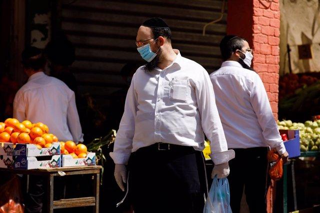 Coronavirus.- Israel rebasa los 8.000 casos de coronavirus mientras teme un nuev