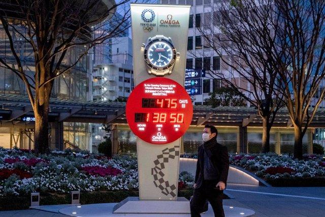 """Coronavirus.- Tokio entra en una """"nueva fase"""" de contención tras registrar un nu"""